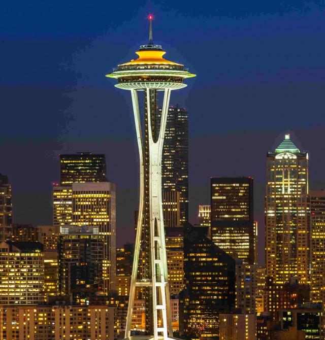 Seattle en Estados Unidos