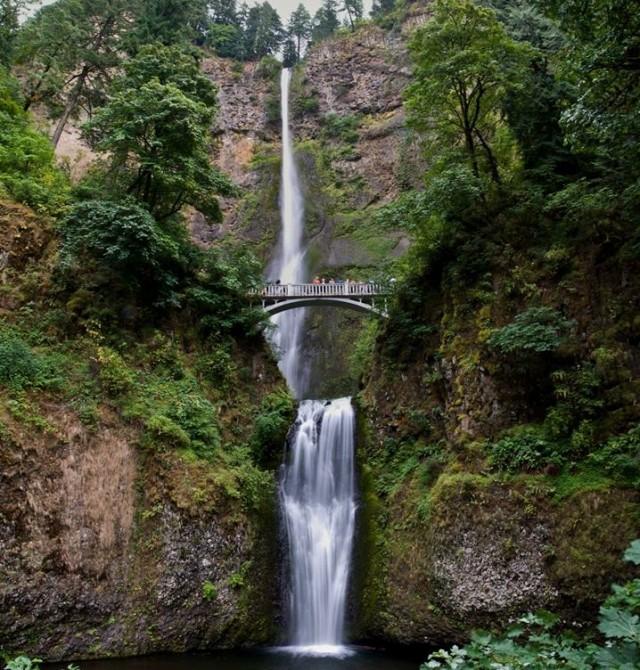 Garganta río Columbia