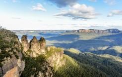 Las Tres Hermanas en Australia