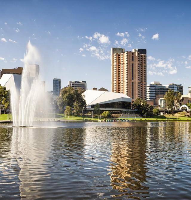 Sydney - Adelaida