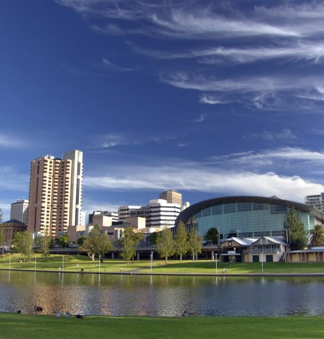Adelaida - Alice Springs