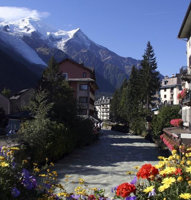 Chamonix, el pueblo alpino por excelencia