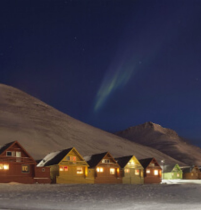 Llegada a Longyearbyen y embarque