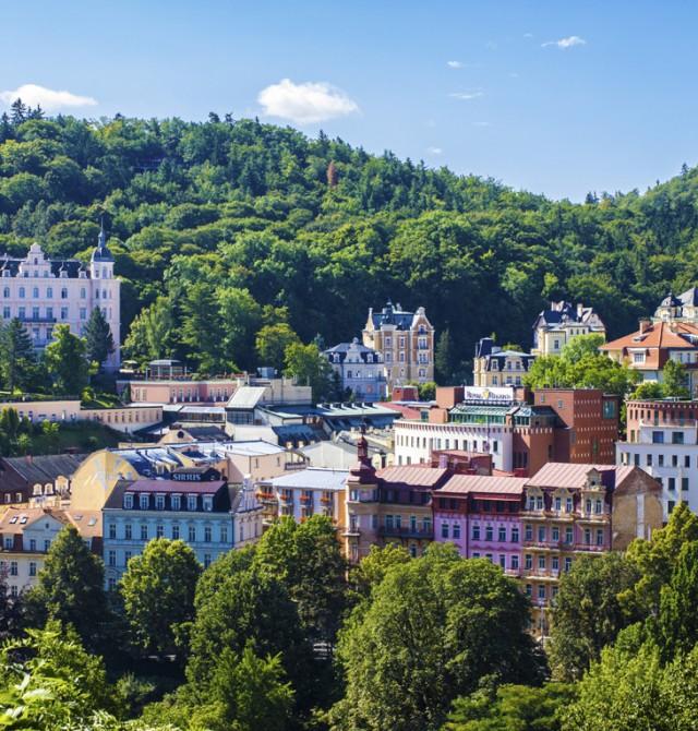 Relajante Karlovy Vary