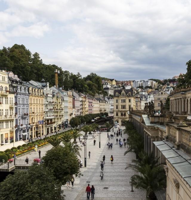 Karlovy Vary - Vuelta a casa