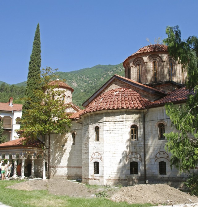 Monasterio Bachkovo