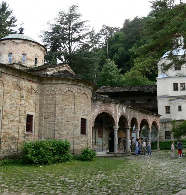 Monasterio Troyan