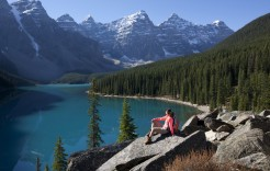 Entre lagos y montañas en Canadá y Usa