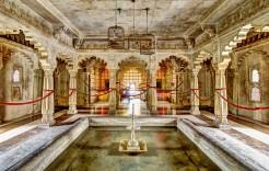 Badi Mahal en India