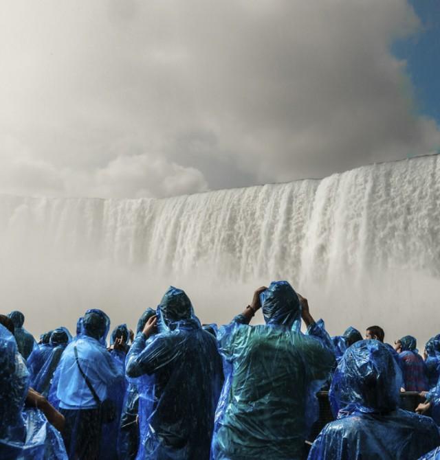 Cataratas del Niágara en Estados Unidos y Canadá