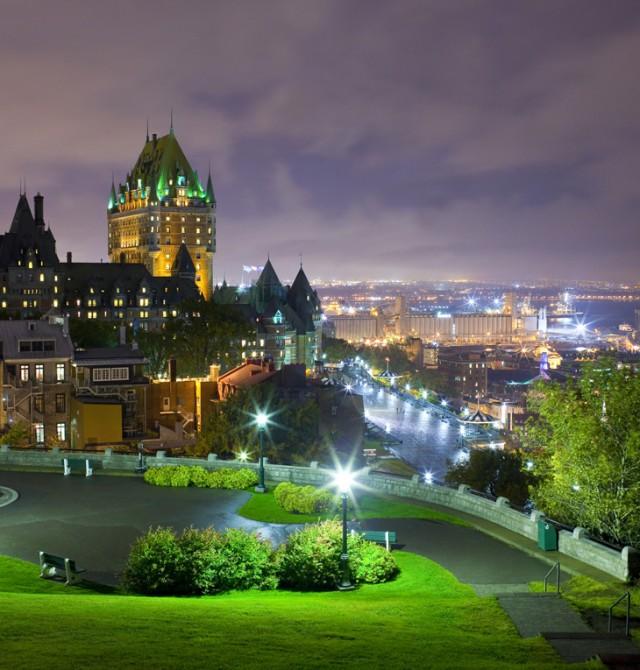 Quebec en Estados Unidos y Canadá