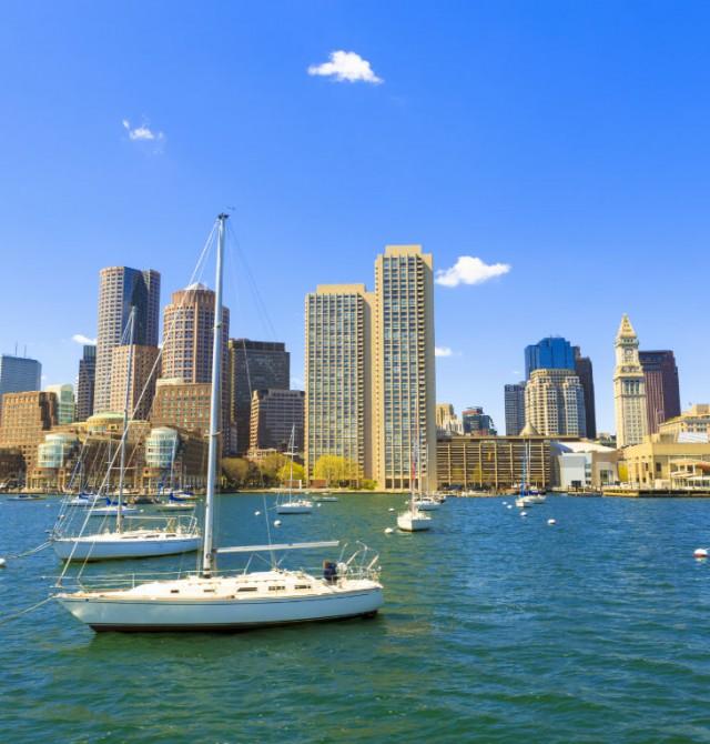 Boston en Estados Unidos y Canadá