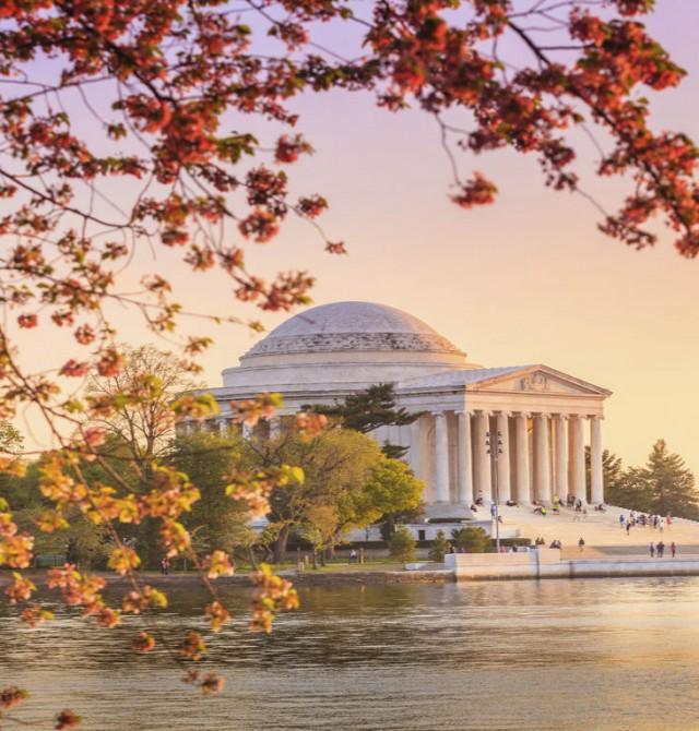 Washington en Estados Unidos y Canadá