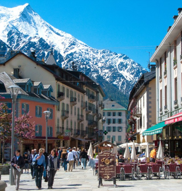 Chamonix en Chamonix, Francia