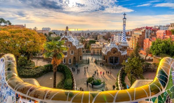Parque Güell. Viaje a Barcelona con PANGEA The Travel Store