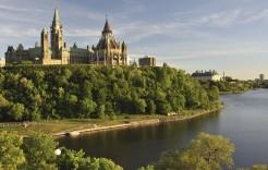 Parliament Hill en Canadá