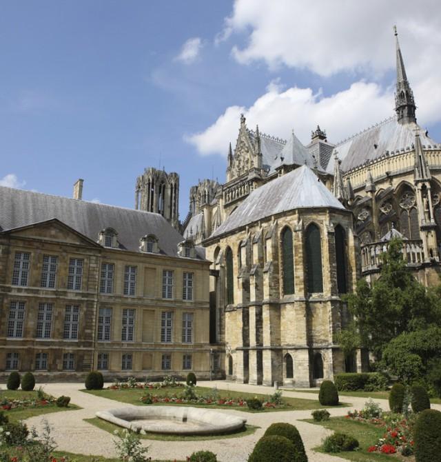 Reims en Francia
