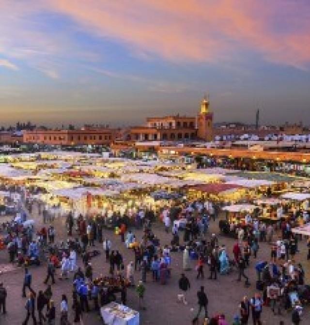 Marrakech - España