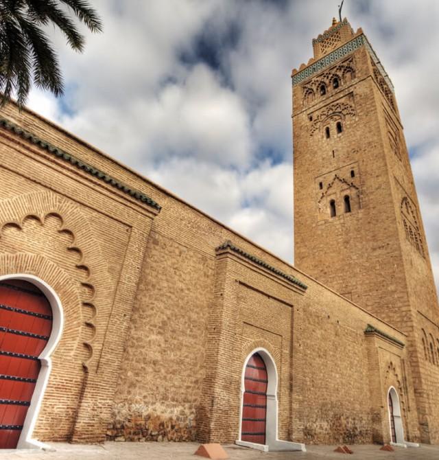 La Mezquita Kutubía