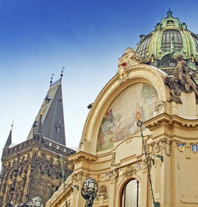 Marianske Lazne - Karlovy Vary-Praga