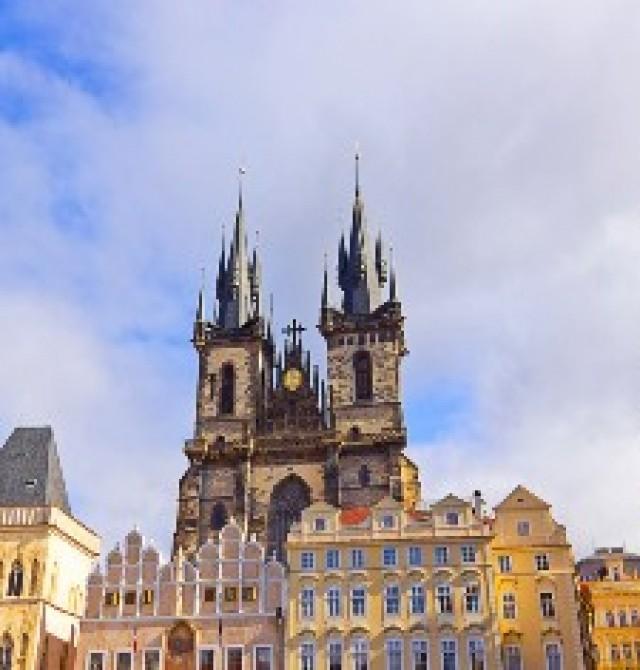 Praga - Ciudad de origen