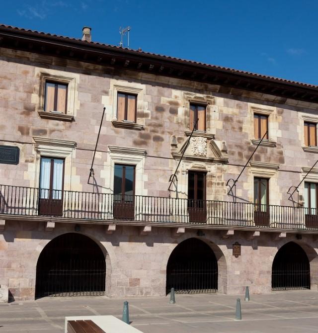 en Elizondo, Navarra