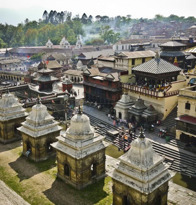 Llegada a Katmandú
