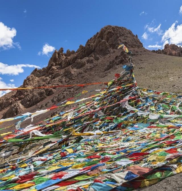 Vuelo a Tibet