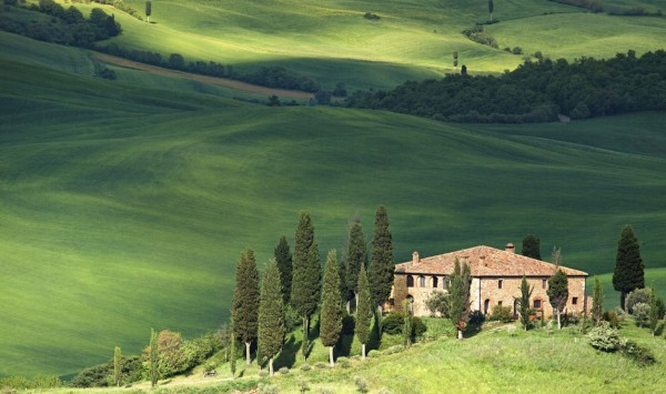 Clásica casa toscana. Viaje a Italia  con PANGEA The Travel Store
