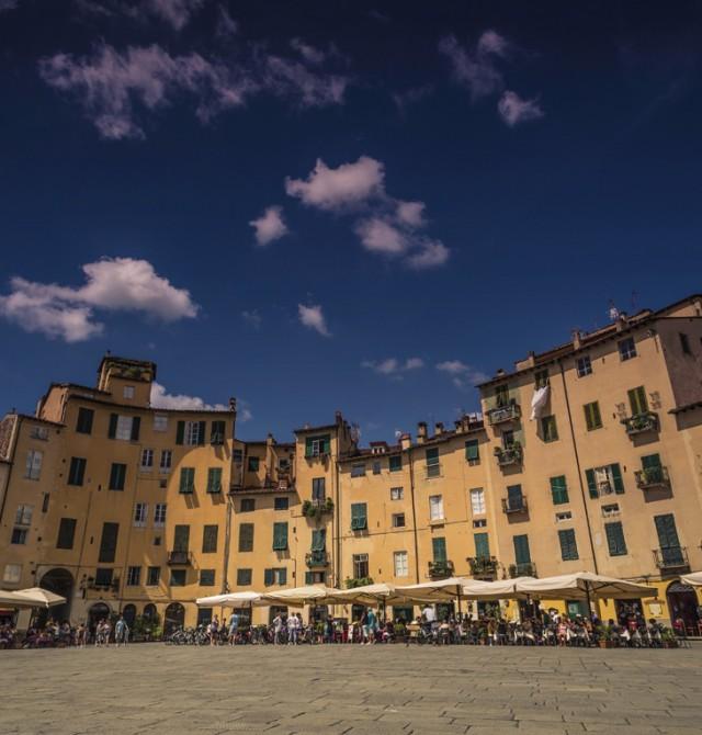 Montecarlo (Lucca) en Italia