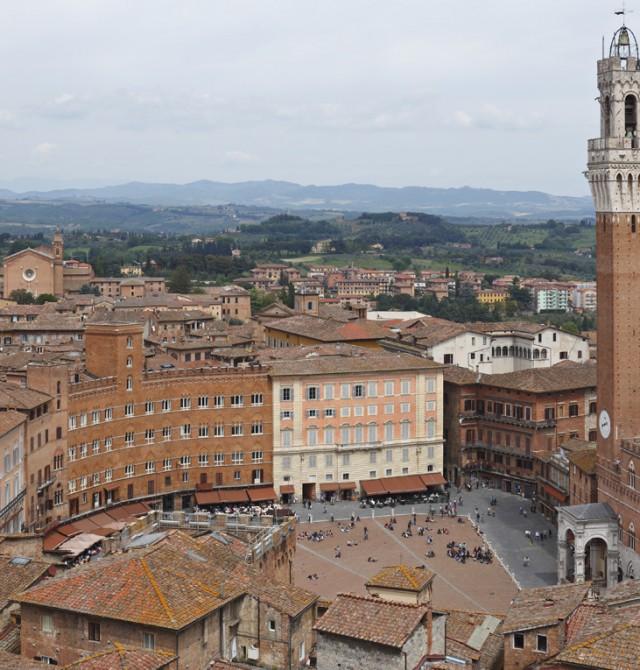Vuelta a casa en Italia