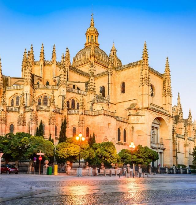 en Segovia