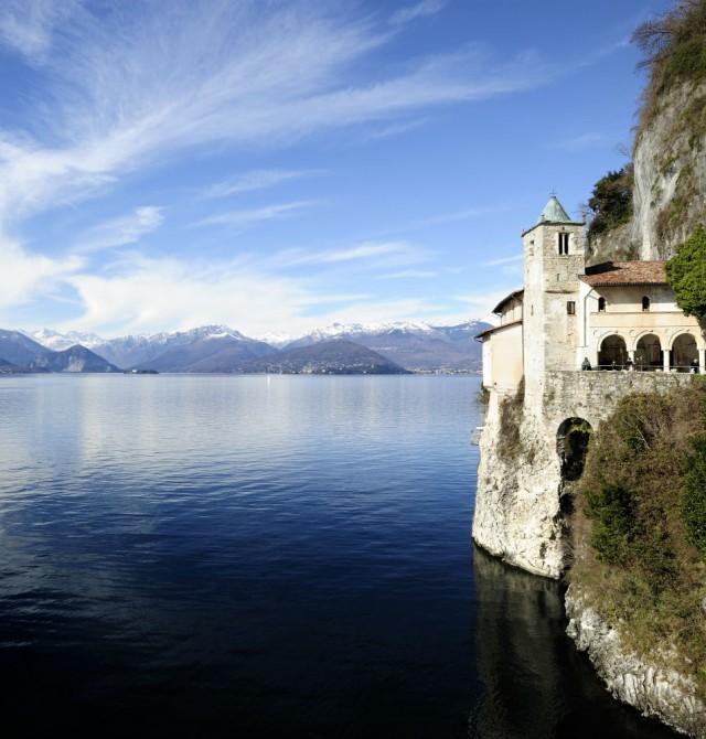 Paseando a orillas del Lago de Como