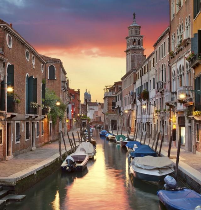 El romanticismo de Venecia te conquistará