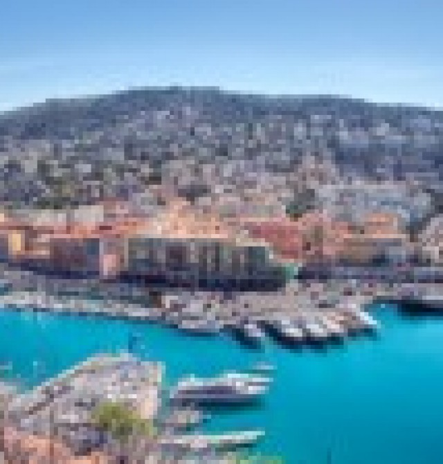 Cannes - Mentón - Montecarlo - Niza en Francia