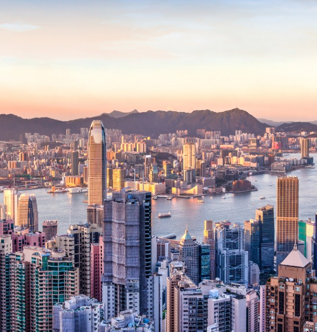 Viaje a Hong Kong en China