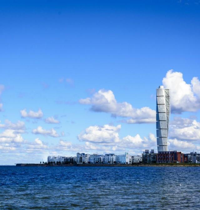 Rascacielos Turning Torso, Malmö