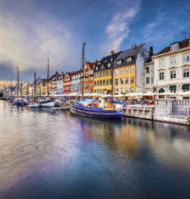 Copenhague - Ciudad de origen