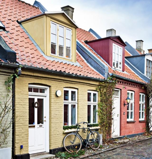 Aarhus en  Warnemünde - Copenhague - Hellesylt - Geiranger -Bergen - Kristiansand - Aarhus