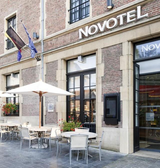 Novotel en Bélgica