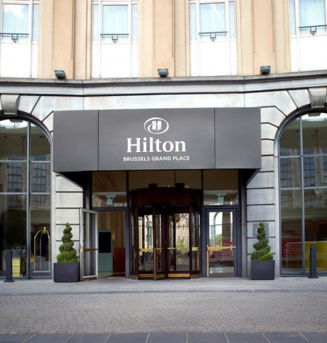 Hotel Hilton en Bélgica