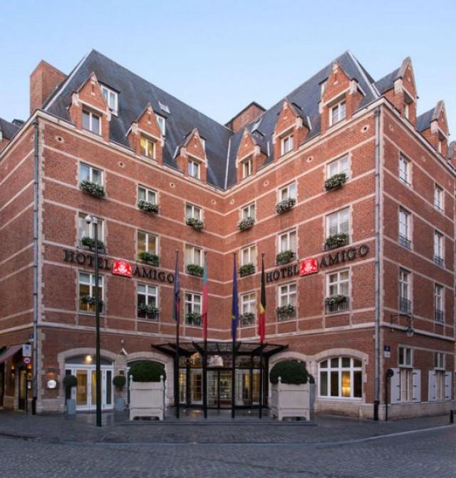 Hotel Amigo en Bélgica