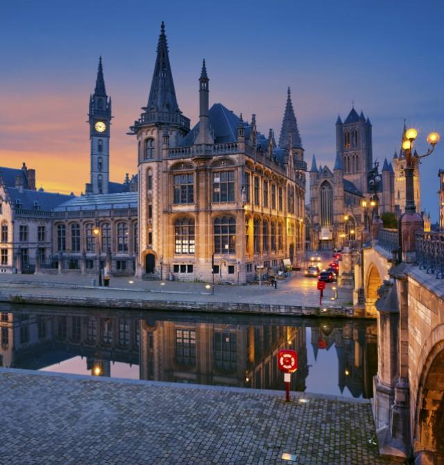 Descubre Gante en Bélgica