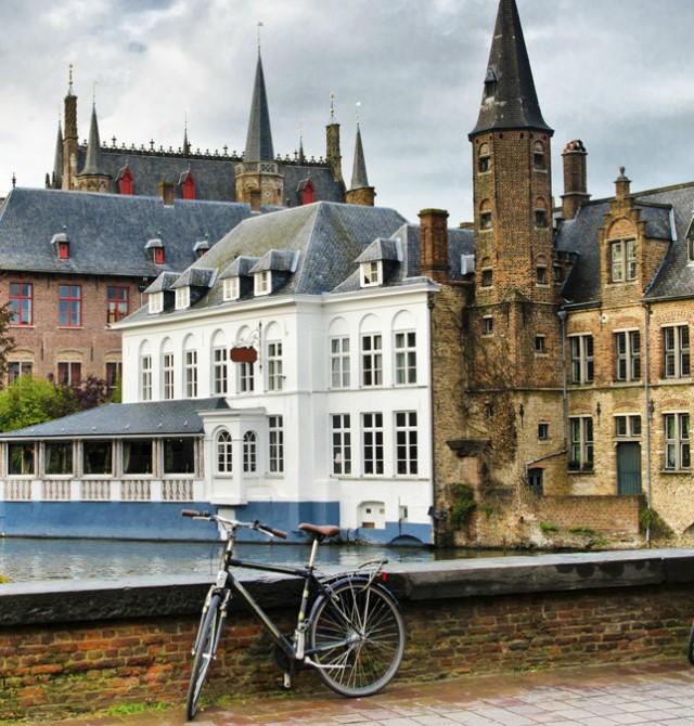 Flandes en bici
