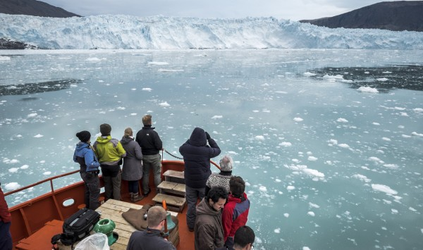 Mares de hielo. Viaje a Groenlandia con PANGEA The Travel Store