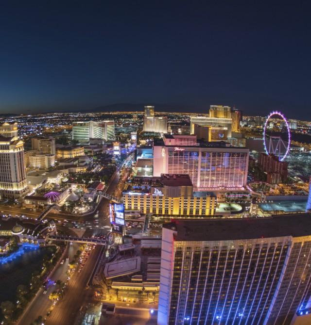 Las Vegas en Estados Unidos