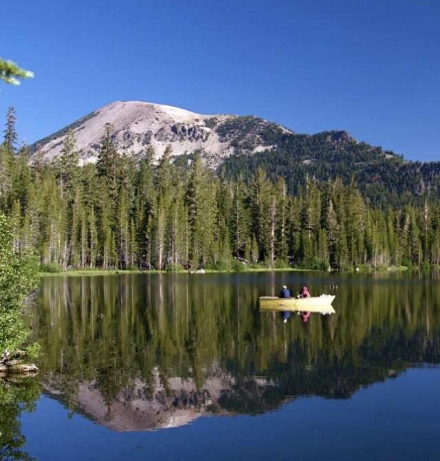 Mammoth Lakes en Estados Unidos