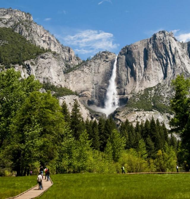 Yosemite en Estados Unidos