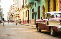 Viaje a La Habana en Cuba