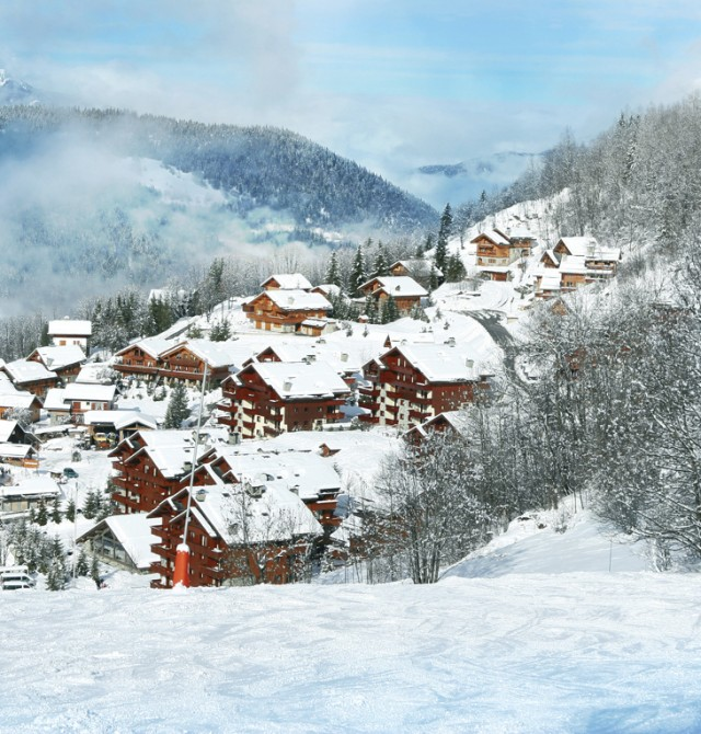 Jornada intensiva en Los Alpes, Francia